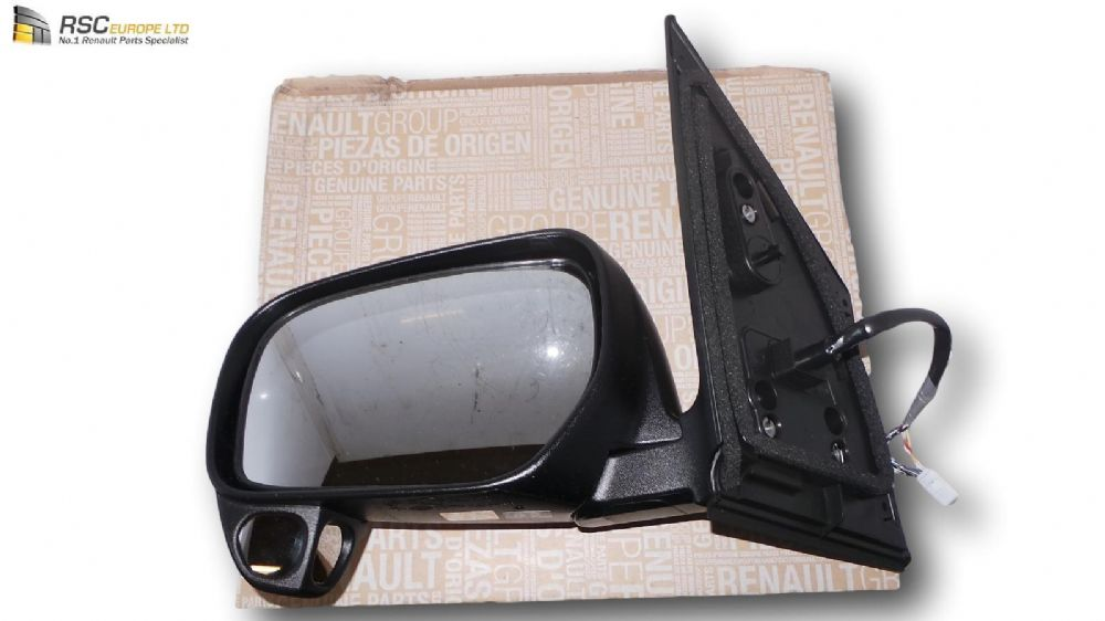 NEW RENAULT KOLEOS LEFT DOOR MIRROR WITH PARKING AID MIRROR 96302JY10B